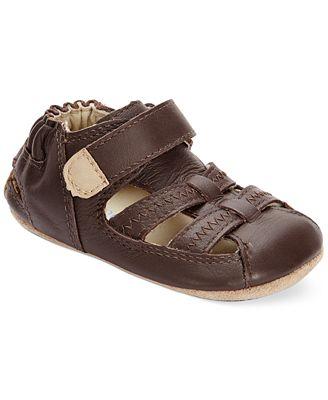 Robeez Mini Shoez Baby Boys Colorblocked Sandals Shoes