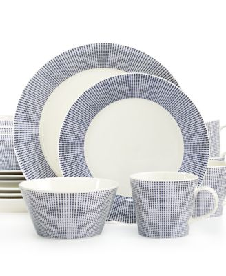 main image  sc 1 st  Macy\u0027s & Royal Doulton Pacific Collection - Dinnerware - Dining ...
