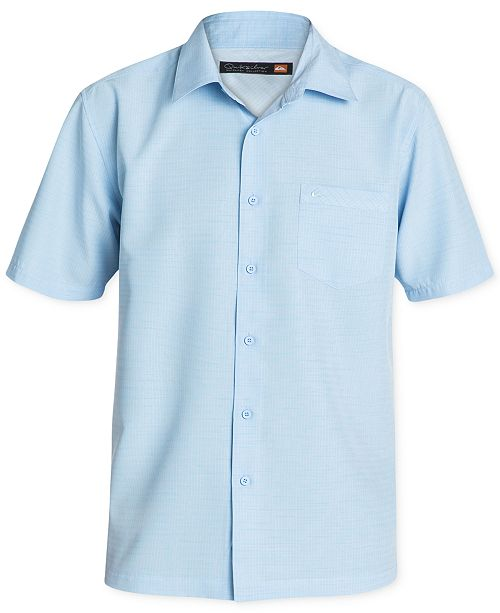 25a8ad67 Quiksilver Quiksilver Men's Centinela 3 Shirt & Reviews - Casual ...