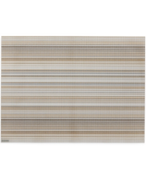 Chilewich Multicolored Striped Placemat