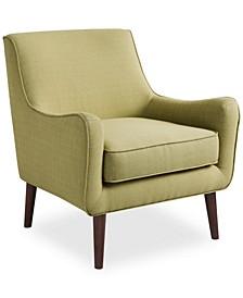 Flint Fabric Accent Chair