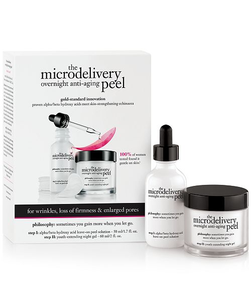 microdelivery overnight peel kit