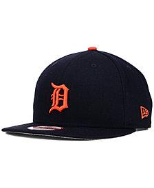New Era Detroit Tigers 2-Tone Link 9FIFTY Snapback Cap