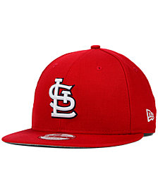 New Era St. Louis Cardinals 2-Tone Link 9FIFTY Snapback Cap
