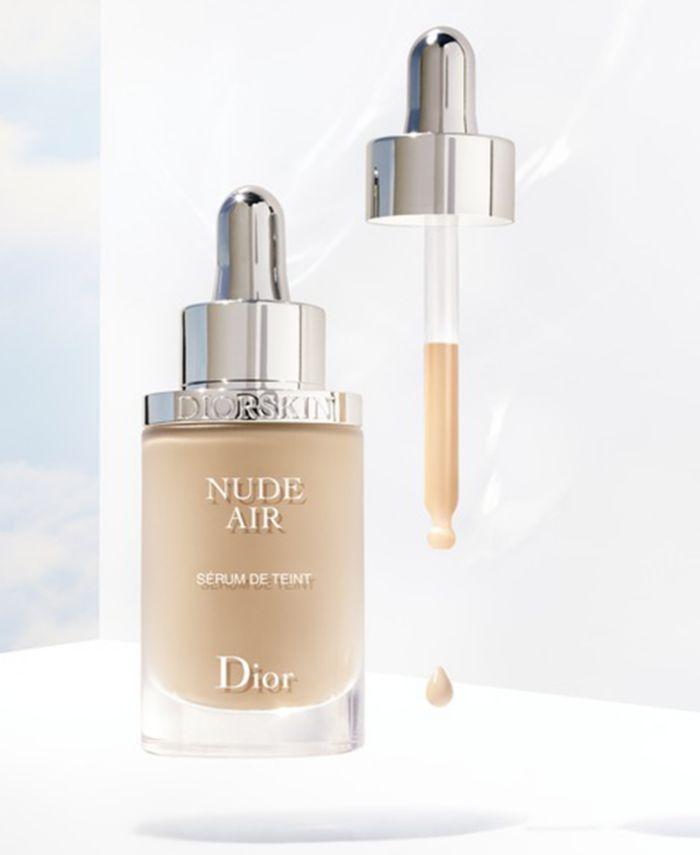 Dior Diorskin Nude Air Serum Foundation SPF 25, 1 oz & Reviews - Foundation - Beauty - Macy's