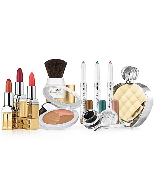 Elizabeth Arden Sunkissed Pearls Color Collection