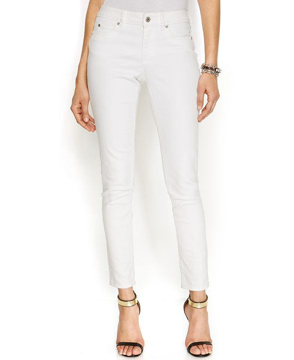 Vince Camuto Vince Camuto Skinny Jeans, White Wash