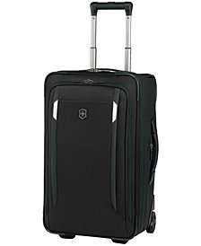 "CLOSEOUT! Victorinox Werks Traveler 5.0 22"" Rolling Carry-On Expandable Suitcase"