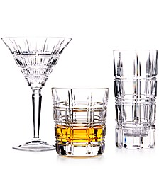 Crosby Glassware Collection