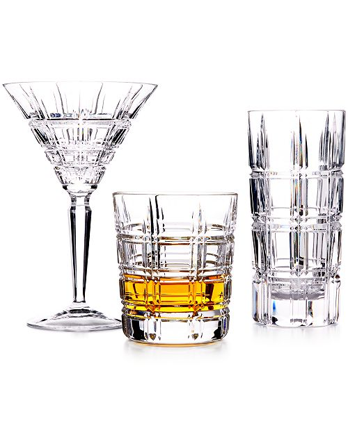 Marquis by Waterford Crosby Glassware Collection