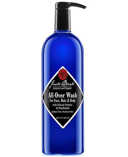 Jack Black All-Over Wash, 33 oz.