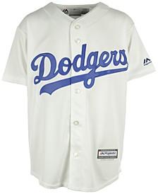 Kids' Los Angeles Dodgers Replica Jersey, Big Boys (8-20)