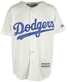 Majestic Kids' Los Angeles Dodgers Replica Jersey, Big Boys (8-20)