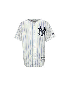 Majestic Kids' New York Yankees Replica Jersey, Big Boys (8-20)
