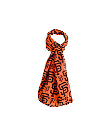 Forever Collectibles San Francisco Giants All Over Logo Infinity Scarf