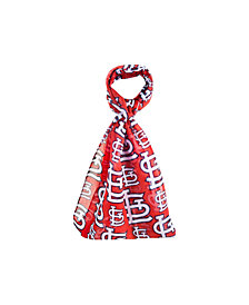 Forever Collectibles St. Louis Cardinals All Over Logo Infinity Scarf
