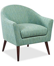 Darwin Fabric Accent Chair