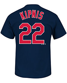 Majestic Men's Jason Kipnis Cleveland Indians Player T-Shirt