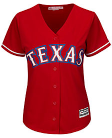 Majestic Women's Texas Rangers Cool Base Jersey