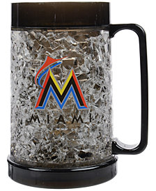 Memory Company Miami Marlins 16 oz. Freezer Mug