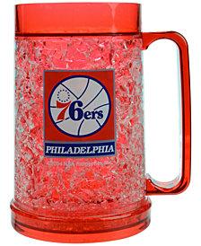 Memory Company Philadelphia 76ers 16 oz. Freezer Mug