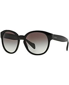 Sunglasses, PRADA PR 18RS 56