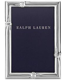"Ralph Lauren Bryce 4"" x 6"" Picture Frame"