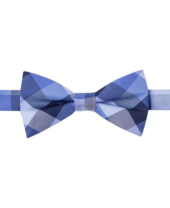 Tommy Hilfiger - Buffalo Tartan Bow Tie