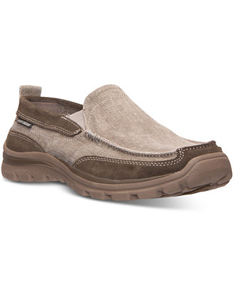 skechers s relaxed fit superior melvin casual boat