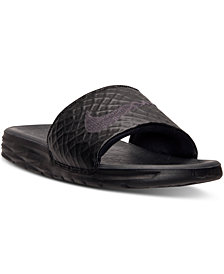 Nike Men's Benassi Solarsoft Slide 2 Sandals from Finish Line