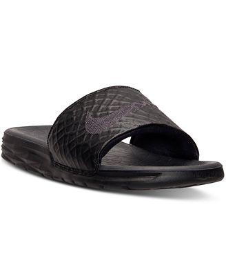 Nike Men S Benassi Solarsoft Slide 2 Sandals From Finish