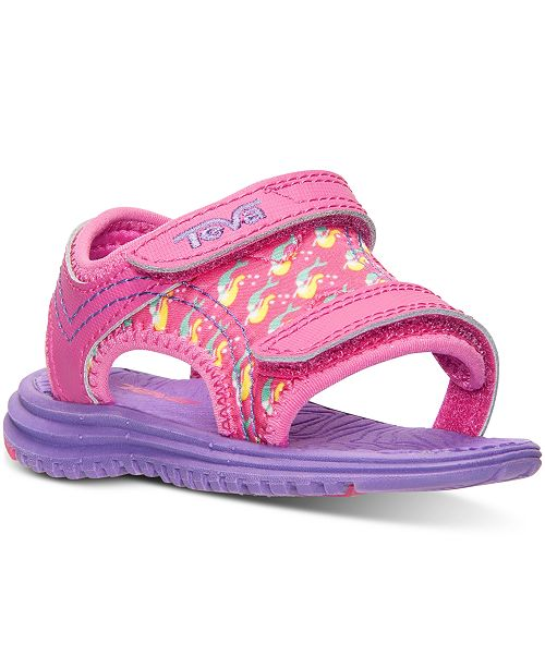 05a3e7a07e384a Teva Toddler Girls  Psyclone 5 Sandals from Finish Line   Reviews ...