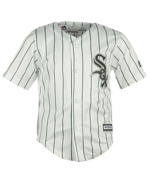 e1a5d04e9 Majestic Toddlers  Chicago White Sox Replica Jersey - Sports Fan ...