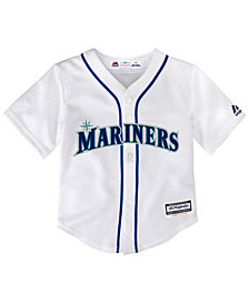 Majestic Toddlers' Seattle Mariners Replica Jersey