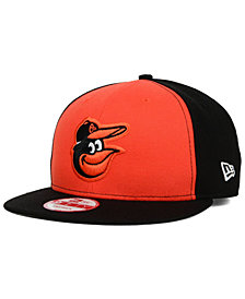 New Era Baltimore Orioles 2-Tone 9FIFTY Snapback Cap