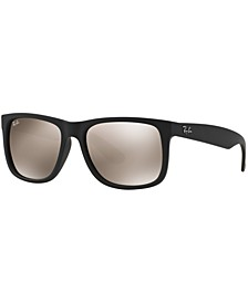Sunglasses, RB4165 JUSTIN MIRROR