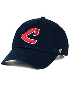 '47 Brand Cleveland Indians Core Clean Up Cap