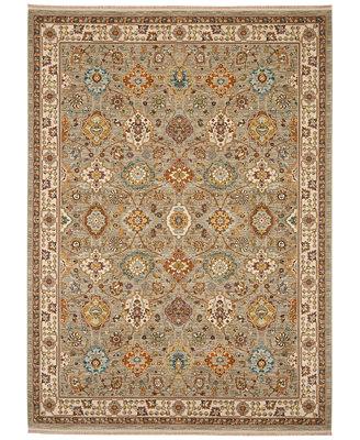 Karastan Sovereign Emir Gray Area Rugs Rugs Macy S