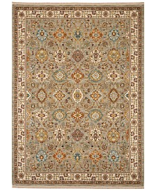 "Karastan Sovereign Emir Gray 8'8"" x 10' Area Rug"