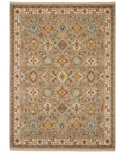 Karastan Sovereign Emir Gray Area Rugs