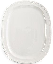 Martha Stewart Collection Whiteware Serving Platter