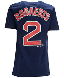 Majestic Kids' Xander Bogaerts Boston Red Sox Player T-Shirt