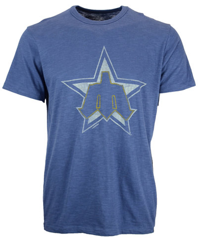 '47 Brand Men's Seattle Mariners Scrum T-Shirt