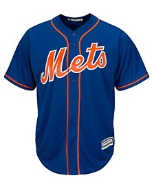 MajesticNew York Mets Replica Jersey, Big Boys (8-20)