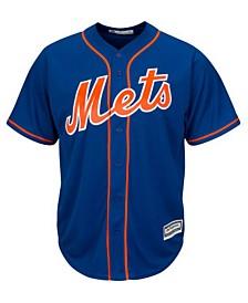 MajesticNew York Mets Replica Jersey, Big Boys (8-20)