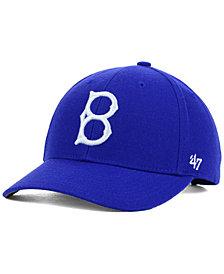 '47 Brand Brooklyn Dodgers MVP Curved Cap
