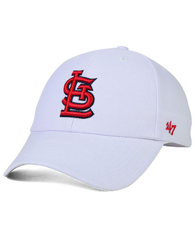 '47 Brand St. Louis Cardinals MVP Curved Cap