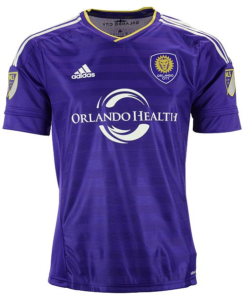 Nike adidas Men's Orlando City SC Authentic Jersey
