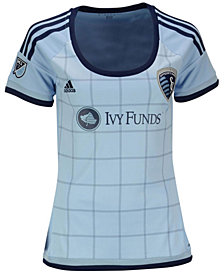adidas Women's Sporting Kansas City Primary Replica Jersey
