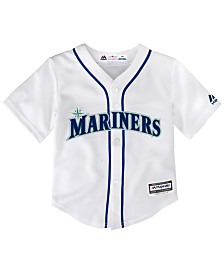 Majestic Babies' Seattle Mariners Replica Jersey